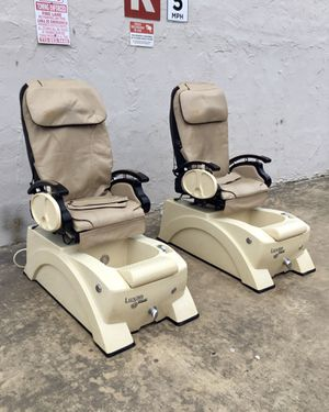 "2"" Pedicure Spa Chairs for Sale in Houston, TX"