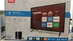 """32"""" TCL ROKU TV SMART TV for Sale in Colton, CA"""