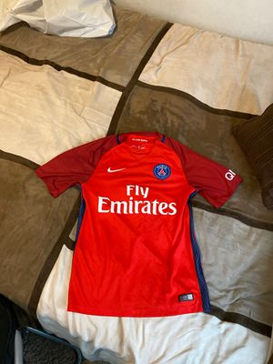 Nike psg soccer jersey for sale for Sale in Rodeo, CA