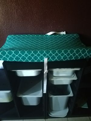 Changing Pad w/ Cover & Belt for Sale in Coolidge, AZ