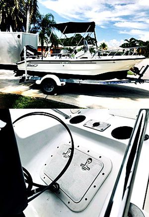 GoodBoat For$1OOO Boston whaler1999 Dauntless for Sale in Romeoville, IL