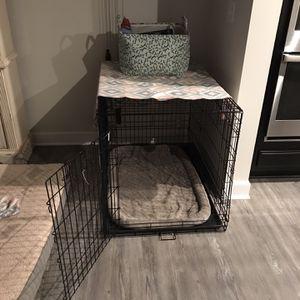 Top Paw Double Door Wire Dog Crate for Sale in Manassas, VA