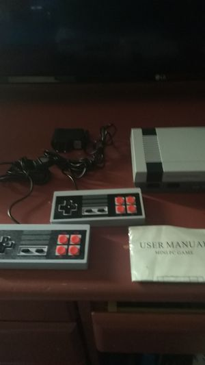 Mini NES classic system for Sale in Portland, OR