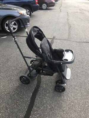 Caboose graphite double stroller for Sale in Arlington, VA