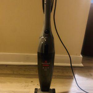BISSELL 3-in-1 Turbo Lightweight Stick Vacuum for Sale in Atlanta, GA