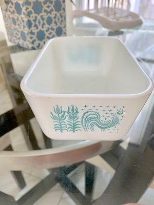 Vintage butterprint Pyrex refrigerator dish for Sale in The Bronx, NY