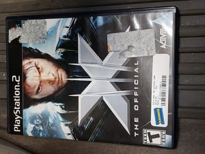 X-Men: The Official Game (Sony PlayStation 2, 2006) for Sale in Chambersburg, PA