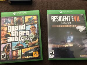 Xbox one games for Sale in Laveen Village, AZ