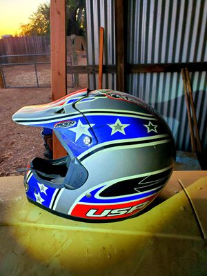 Msr USA mx helmet XL for Sale in Fresno, CA
