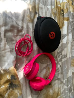 Hot Pink Solo Beats !!! for Sale in Grapevine, TX
