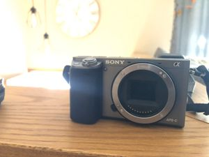 Sony A6000 Camera Body for Sale in Schaumburg, IL