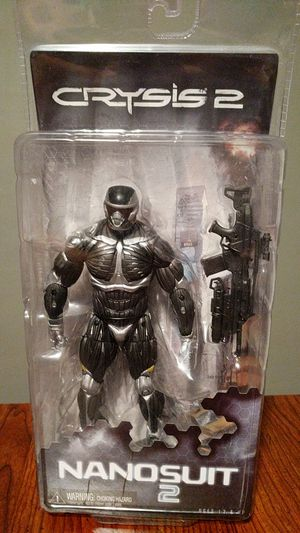 "Crysis 2 Nanosuit 2 7"" figurine for Sale in Aberdeen, WA"