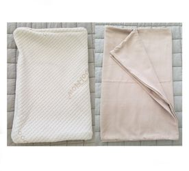 Set of 2 Body Pillow Case Sham Zippered Protector for Sale in Cape Coral,  FL