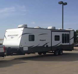 2017 Gulfstream Kingsport 295SBW Travel Trailer for Sale in Mansfield,  TX