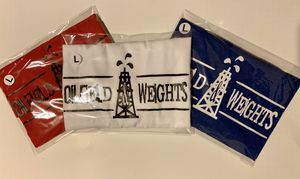 Oilfield & Weights T-Shirts for Sale in Midland, TX