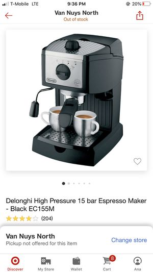 DeLonghi Espresso for Sale in Los Angeles, CA