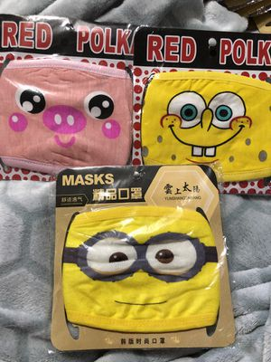 Face Mask 3 for $10 for Sale in Pacifica, CA