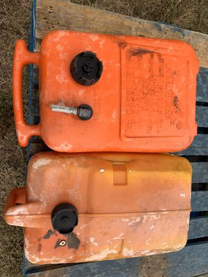 2 Boat Fuel Cans In Good Condition for Sale in Colorado Springs, CO