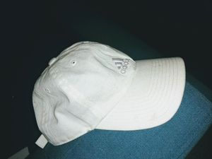 women's Adidas hat white for Sale in Castle Dale, UT