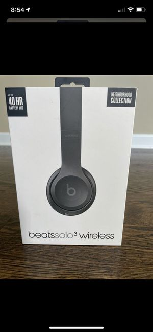 beats solo 3 (wireless) for Sale in Lombard, IL