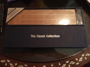 Cribbage The Classic Collection for Sale in Clayton, NC