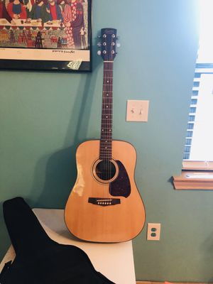 Ibenez Performance Guitar & Gig Bag for Sale in Rowlett, TX