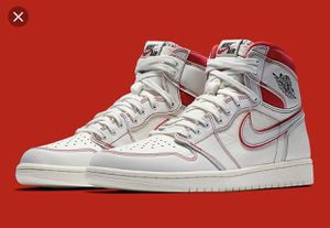 Jordan 1 phantom Red DS sizes 8.5,9,9.5 for Sale in Chicago, IL