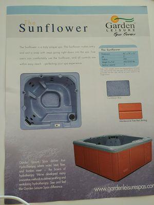 New 5 person hot tub spa for Sale in Wellington, FL