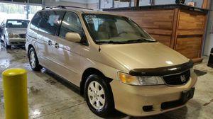 2002 Honda Odyssey EX-L 4dr Mini-Van for Sale in Chicago, IL
