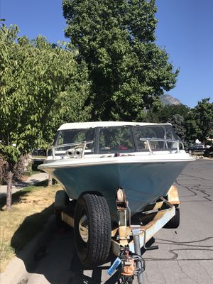 1977 motorboat for water skiing for Sale in Sandy, UT
