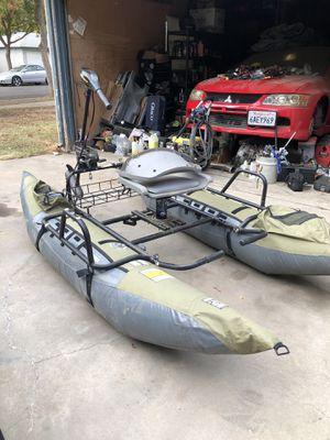 Colorado XT pontoon boat for Sale in Fresno, CA