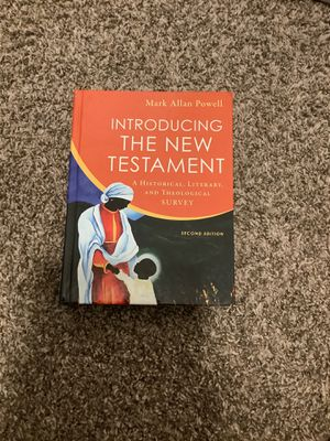 Intro New Testament textbook for Sale in Richardson, TX