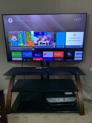 "55"" Sony Android 4K tv with full HD for Sale in Bellevue, WA"