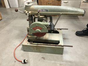 1957 Dewalt 9 inch saw for Sale in Overgaard, AZ