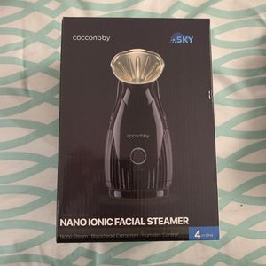 Nano ionic facial steamer for Sale in Redlands, CA