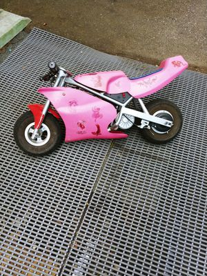 Mini electric motorcycle for Sale in Seattle, WA