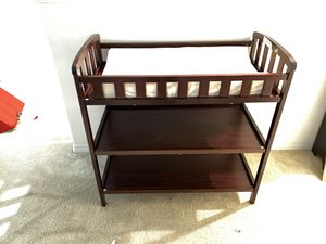 Diaper changing table for Sale in Fontana, CA