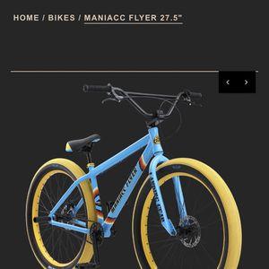Maniac Flyer for Sale in Hayward, CA
