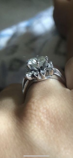 2 1/2 carat diamond ring. Appraised over 12K for Sale in Warrenton, VA