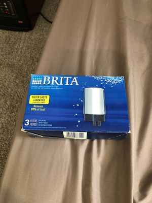 Brita Faucet Replacement Filters for Sale in Sudley Springs, VA