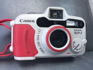 Canon sure shot wp-1 for Sale in St. Louis, MO