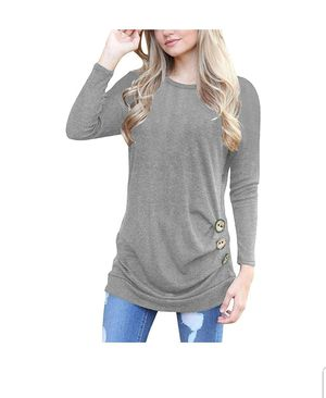 Womens Long Sleeve Tunic Tops xxl size different colors new for Sale in Ashland, MA