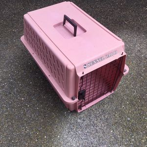 Cat Carrier Or Dog Kennel for Sale in South Hill, WA