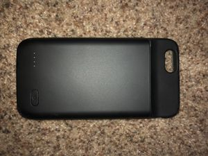 iPhone 6 Charging Case for Sale in Edgewood, WA