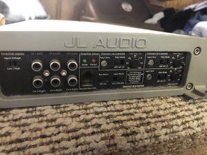 Jl Audio 6 channel amp for Sale in Denver, CO