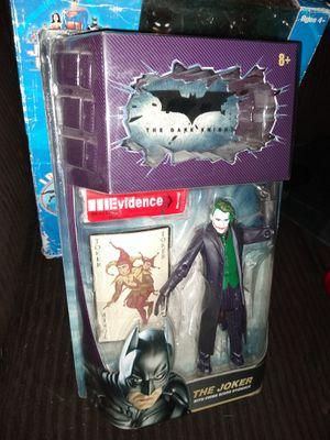 Joker the dark Knight action figure for Sale in Tempe, AZ
