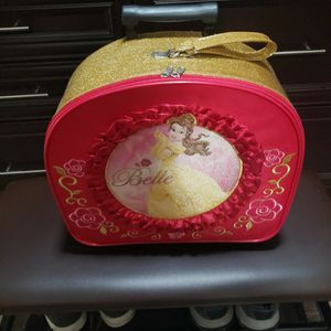 Princess BELLE travel Bag For Kids On Qheels for Sale in Garden Grove, CA