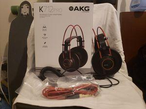 AKG Pro Audio K712 Pro Open Reference Studio Headphones for Sale in Los Angeles, CA