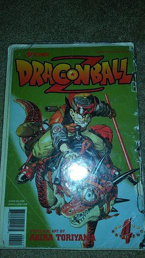 Dragon Ball Z comic book saiyan saga for Sale in Decatur, GA