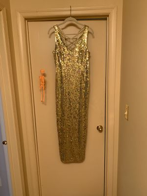 20s Sequin Halloween Costume for Sale in Freehold Township, NJ